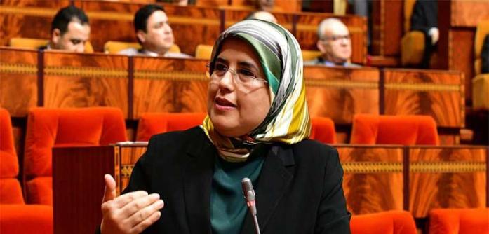 أجوبة السيدة الوزيرة جميلة المصلي على أسئلة السادة البرلمانيين خلال جلسة الأسئلة الشفوية لمجلس النواب- الاثنين 3 فبراير 2020-