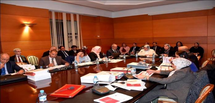 مناقشة الميزانية الفرعية لوزارة التضامن والتنمية الاجتماعية والمساواة والأُسْرَة بمجلس المستشارين