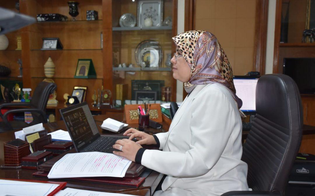المصلي تؤكد استعداد المغرب لتقاسم الممارسات الفضلى مع أشقائه الأفارقة