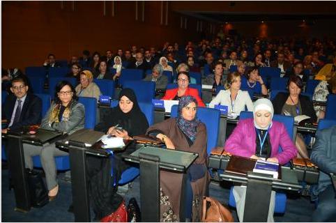 المؤتمر الدولي حول الوساطة الأسرية ودورها في الإستقرار الأسري.