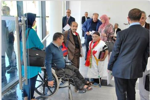 لقاء تشاوري حول صندوق دعم التماسك الإجتماعي لفائدة الأشخاص في وضعية إعاقة