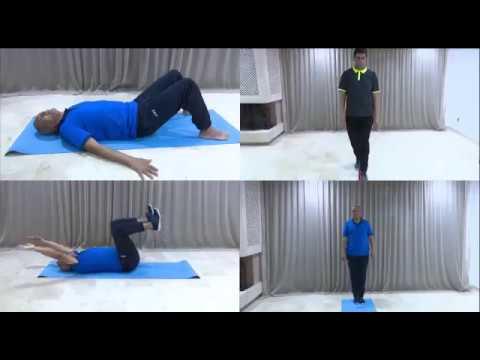 وصلة التحسيس بأهمية الحركة والنشاط البدني عند الأشخاص المسنين
