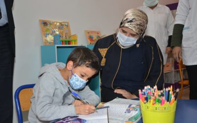 Mme Elmossalli s'informe du bon fonctionnement de plusieurs établissements de protection sociale à Agadir et inaugure un Centre d'accompagnement pour la protection de l'enfance