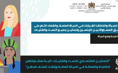 المغرب راكم منذ تسعينيات القرن الماضي مكتسبات مهمة في مجال النهوض بحقوق المرأة (تقرير)