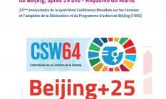 Examen national approfondi de la mise en oeuvre de la Déclaration et Programme d'action de Beijin, après 25ans – Royaume du Maroc