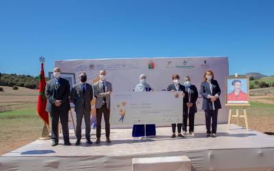 مشاركة الوزارة في مسار منح جائزة الأميرة الجليلة للا مريم للابتكار والتميز  في نسختها الأولى.