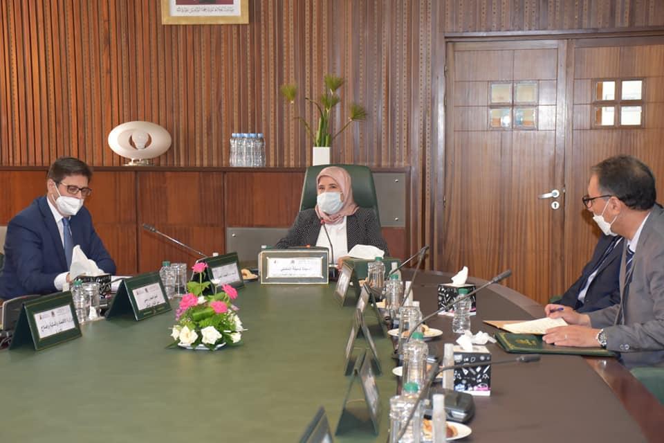 اجتماع الدورة الأولى للمجلس الإداري لوكالة التنمية الاجتماعية